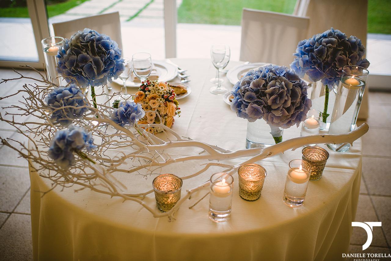 Super centrotavola matrimonio tema mare | Anita Galafate Wedding Planner SJ55