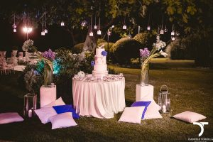 wedding cake tema mare e viaggi matrimonio Roma